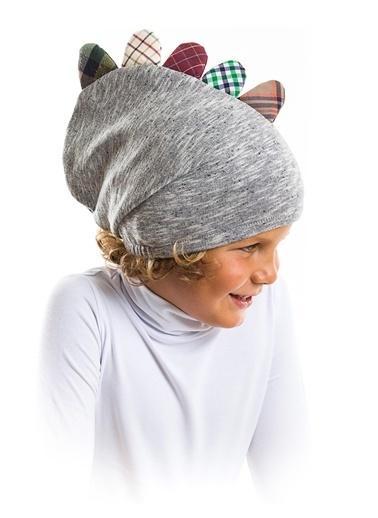 Mushi Şapka Gri